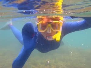 Snorkeling vs Freediving