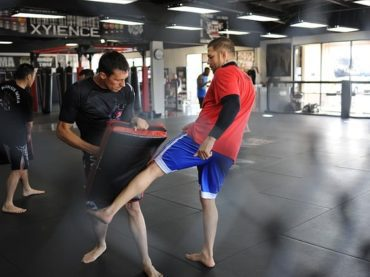 How to Train for a Mixed Martial Arts Fight