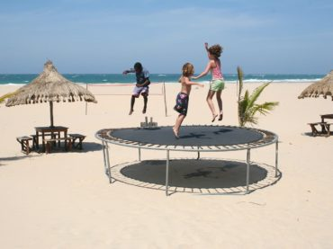 A Quick Guide to Different Trampoline Types