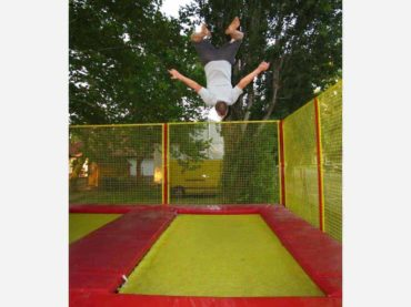Trampolining Health Benefits
