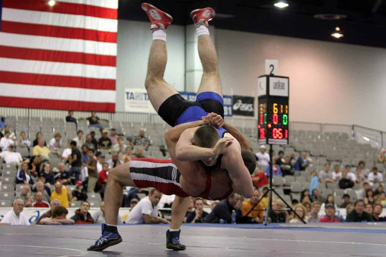 A Guide to the Rules of Wrestling