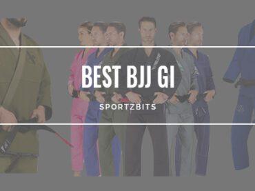 Best BJJ Gi
