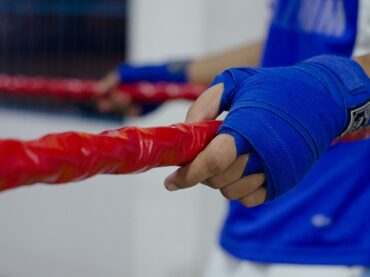 How to Wrap Hands for Boxing