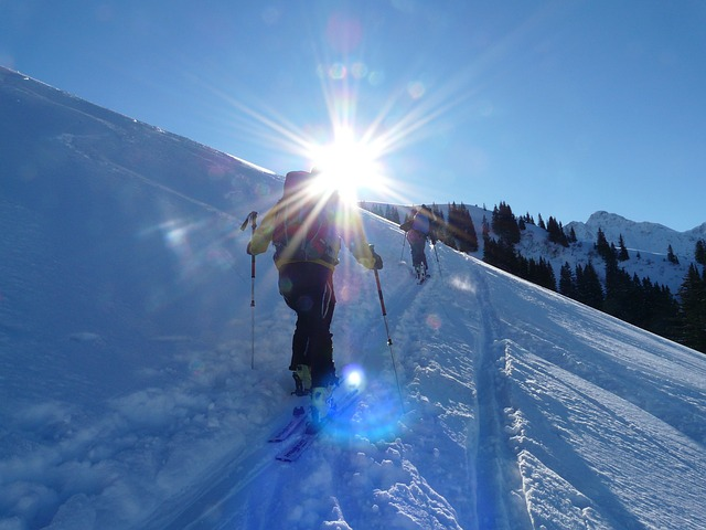 The growth of Nordic skiing