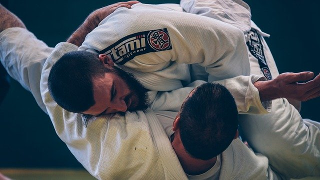 The growth of BJJ as a sport