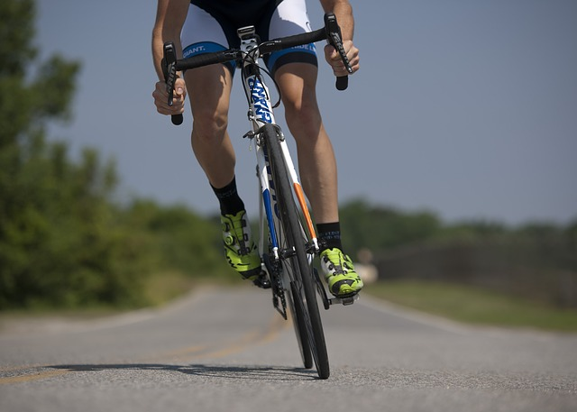 cycling legs