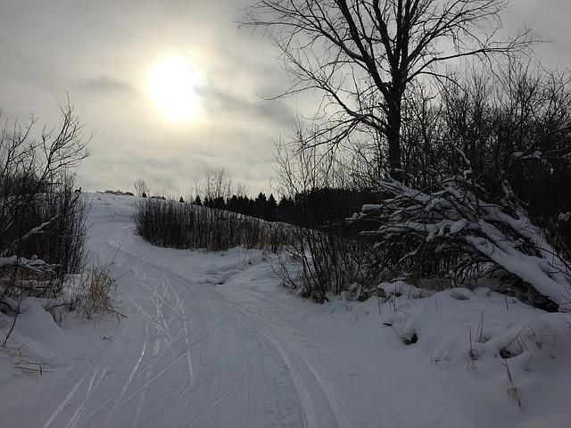 Places to enjoy Nordic skiing