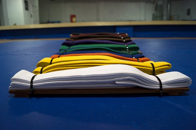 How to tie a Jiu Jitsu belt