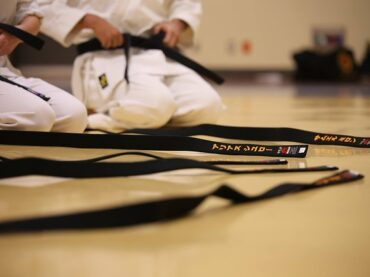 How long does it take to get a black belt in Jiu Jitsu?