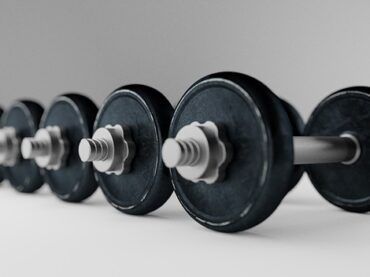 Dumbbells Workout at Home for Beginners