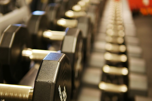 Back exercises at home with dumbbells