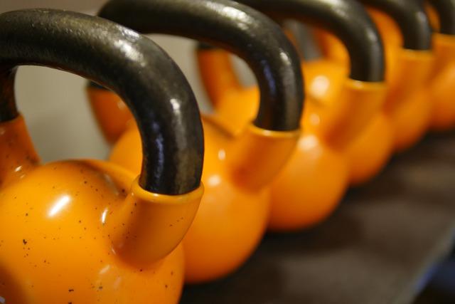 Kettlebell glute exercises