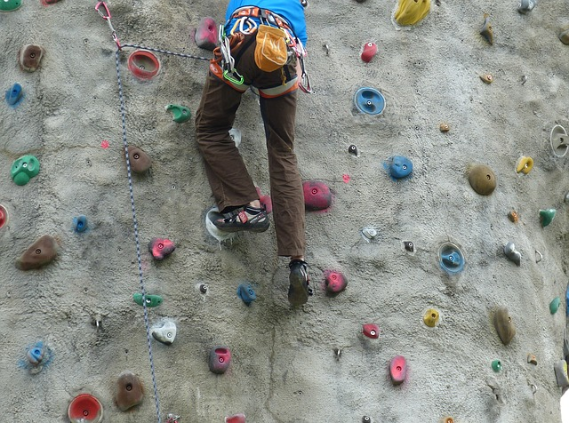 History of bouldering