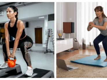 Working Out at Home vs. Gym