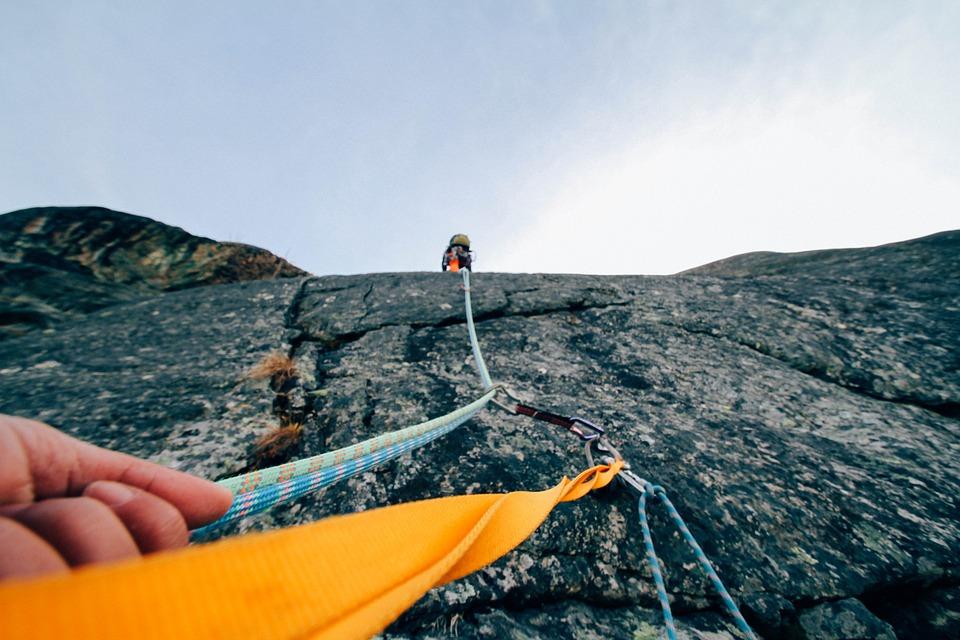 How to Lead Climb