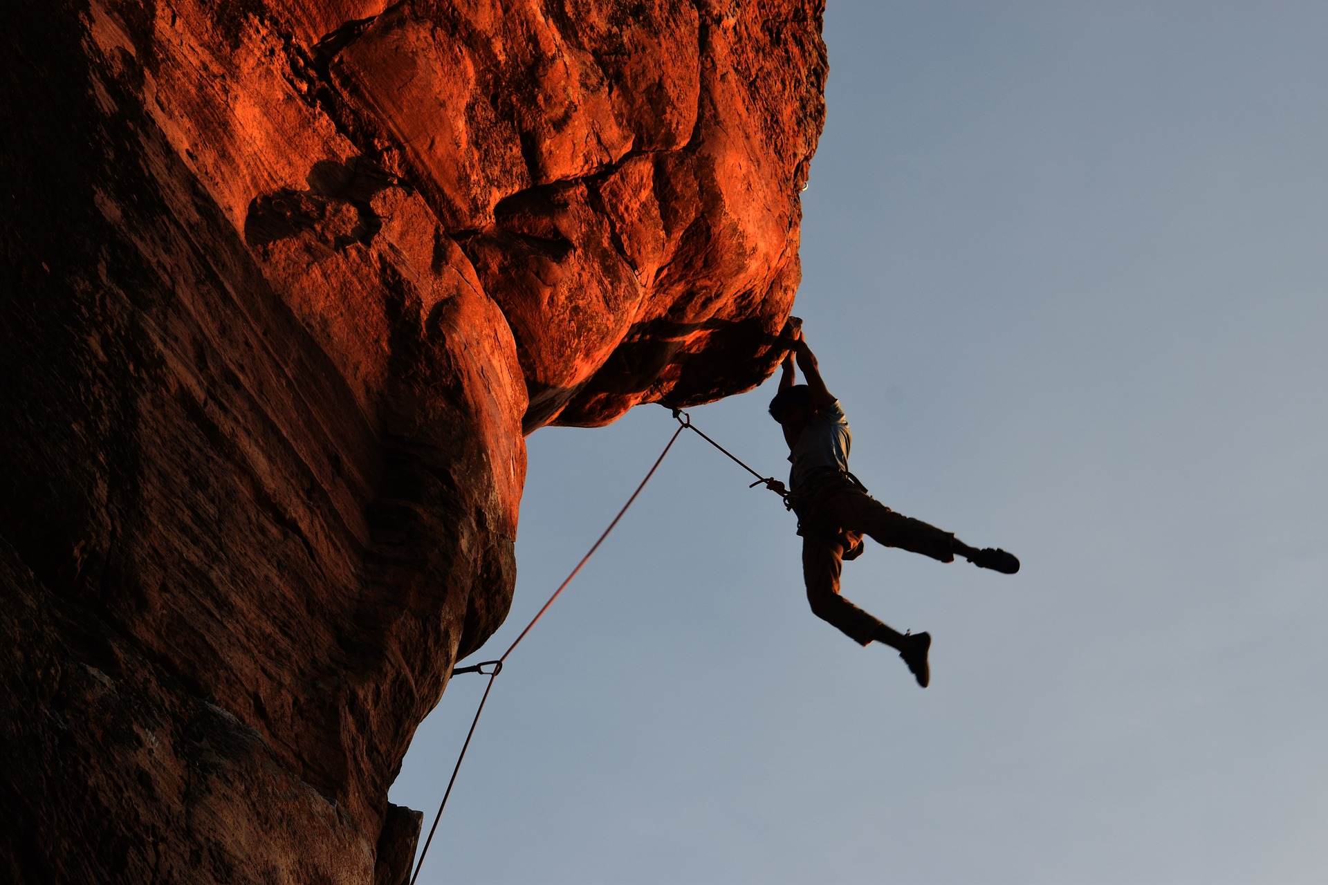 How to Get Better at Rock Climbing