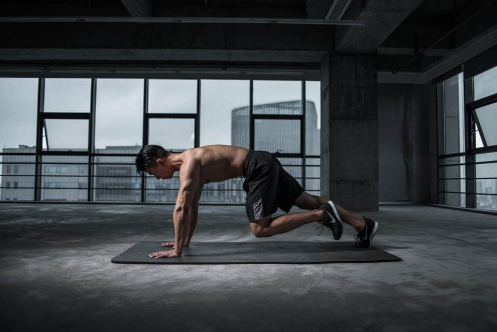 What Muscles Do Mountain Climbers Work?