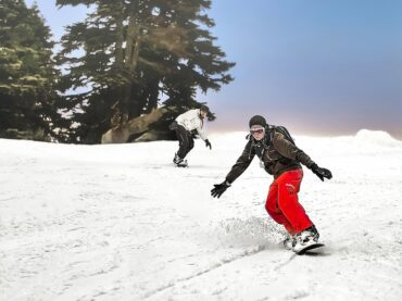How to Teach Someone to Snowboard