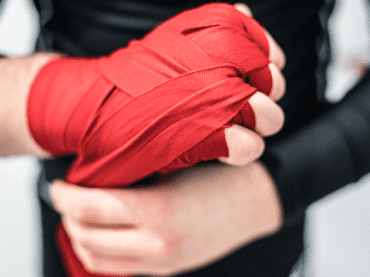 How to Wrap Hands for MMA
