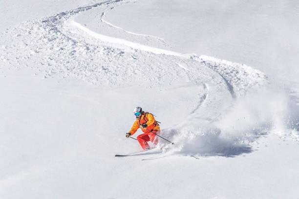 How to Ski in Powder