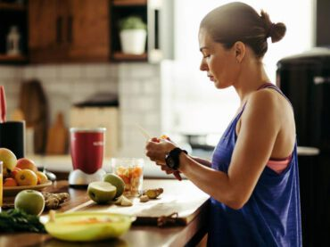 Body-Building Diets for Women